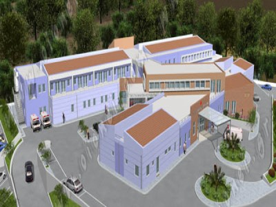 Emergency Department Buildings for the Hospital of Filiaton in Igoumenitsa
