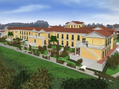 New Public Elderly house care of Argostoli