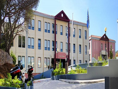 """Geography and Marine Sciences"" Buildings, Central Administration and Student Union for University of Aegean"