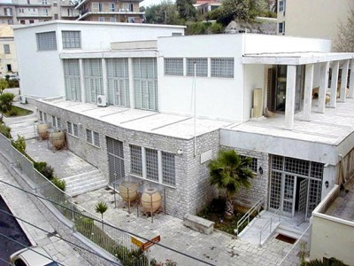 Strengthening of the Archeological Museum in Corfu
